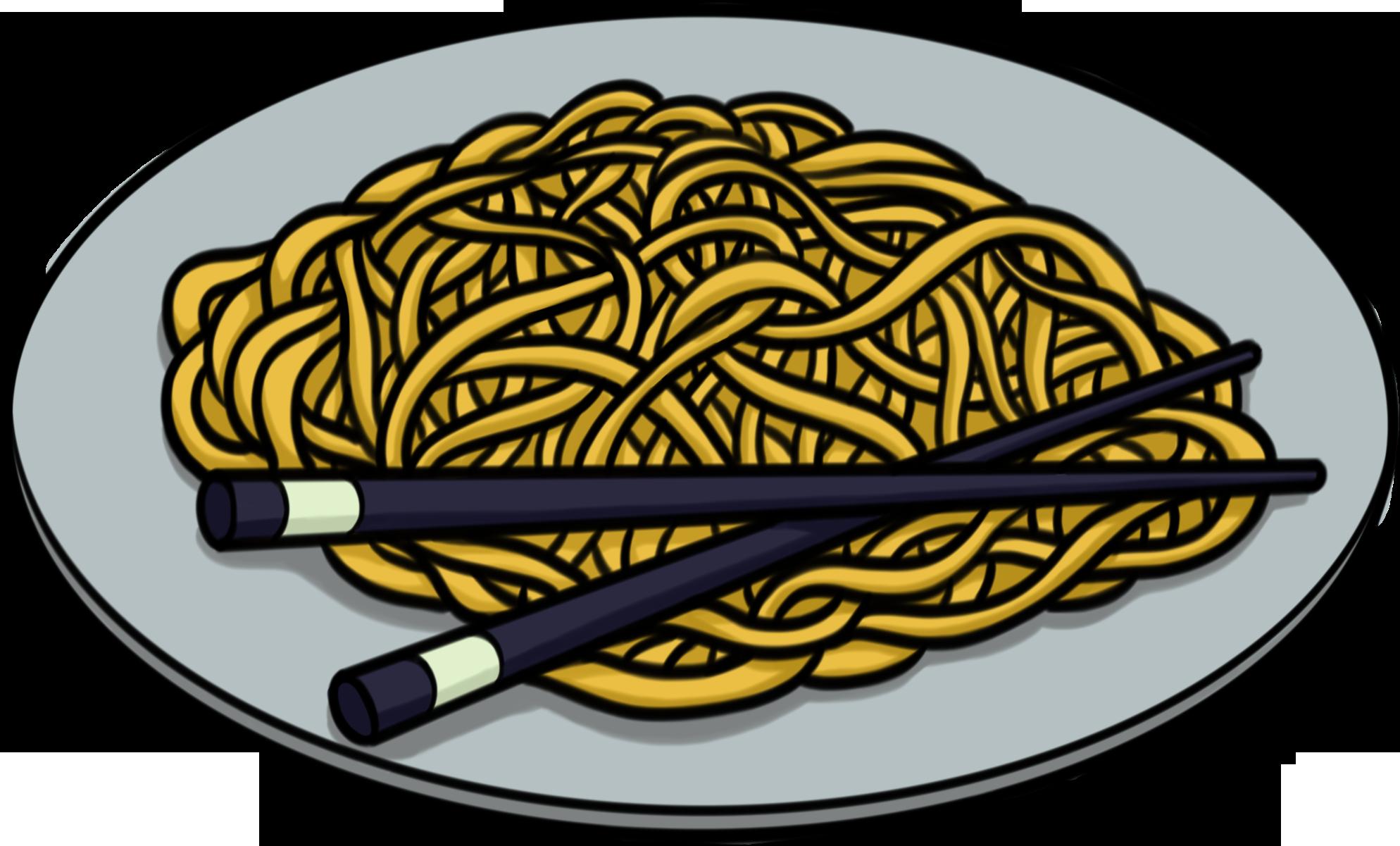 noodles clipart transparent