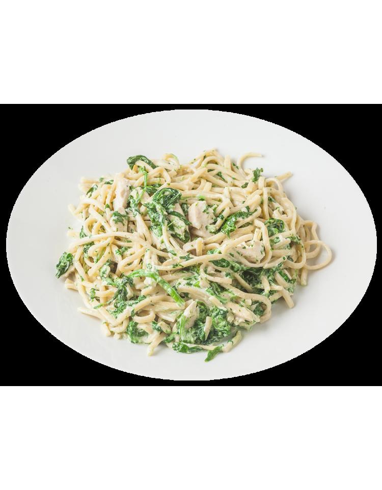 Delivery of real italian. Spaghetti clipart carbonara