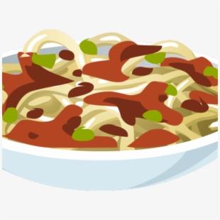 Noodle pasta dish svg. Noodles clipart food