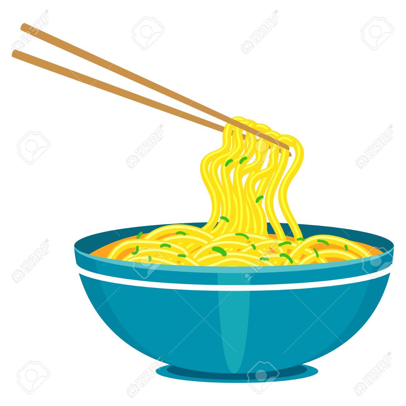 Noodles clipart cute. Noodle station