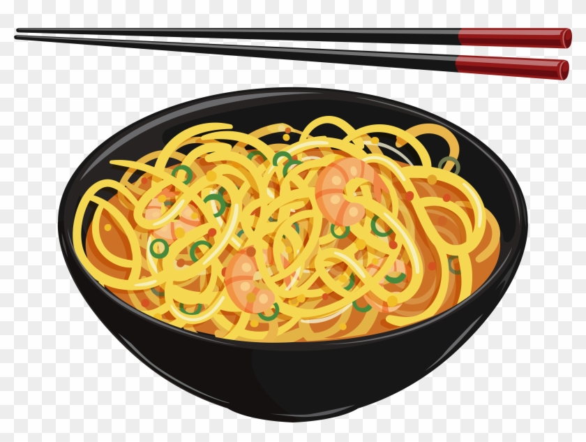 Noodles clipart transparent. Chinese dish png image