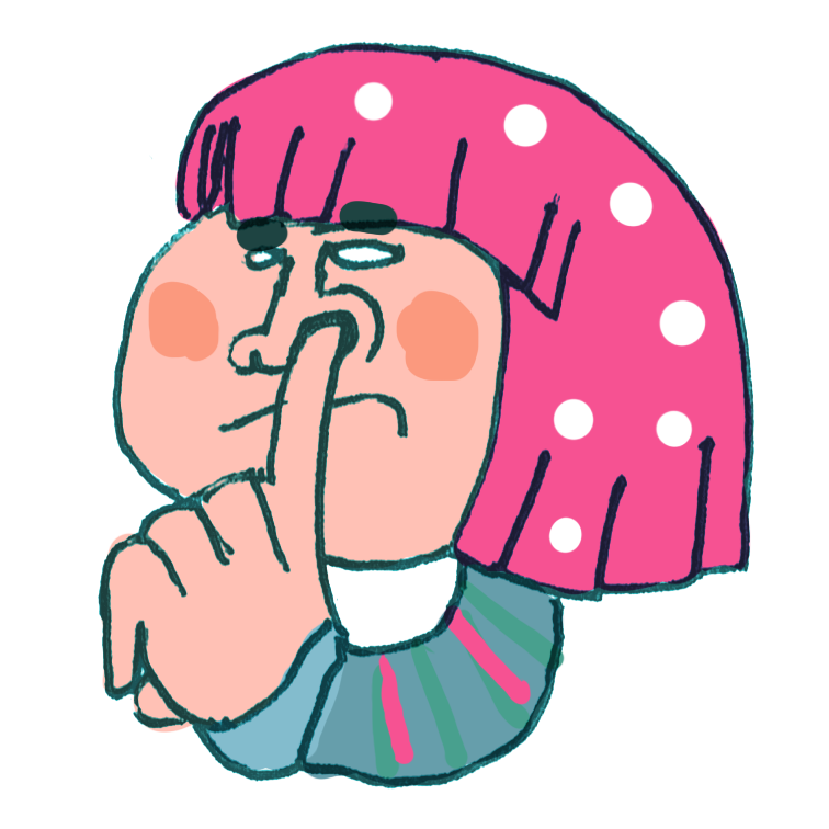Icon . Nose clipart body part
