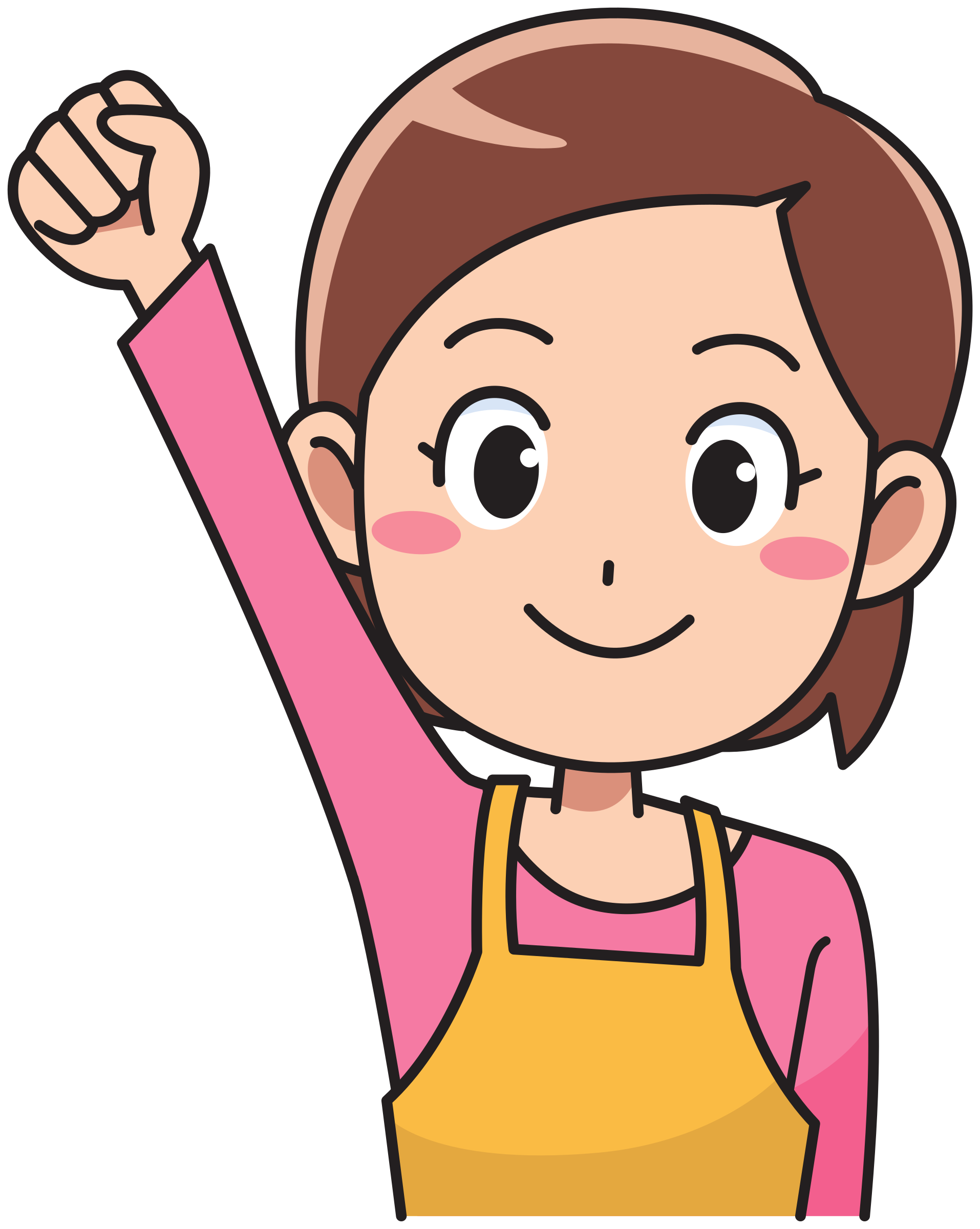 Nose clipart woman's. Woman homemaker icons png