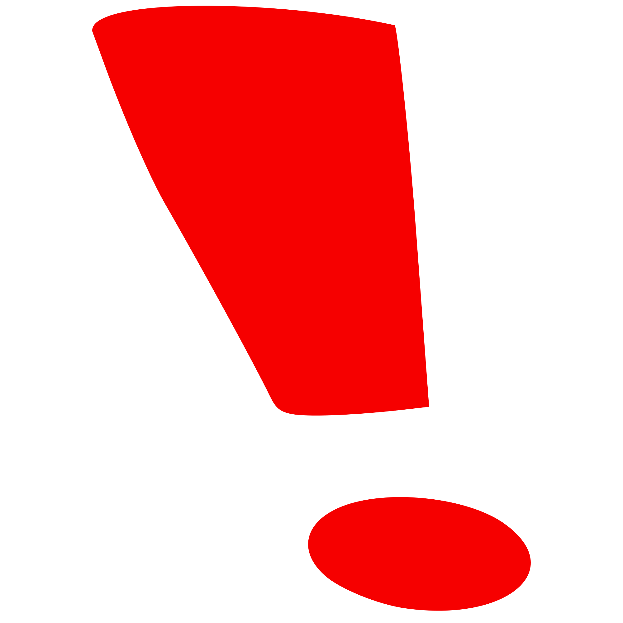 File red mark svg. Note clipart exclamation