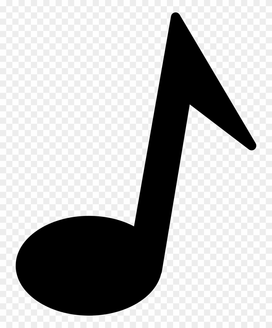 Musical symbol comments simbolo. Note clipart nota