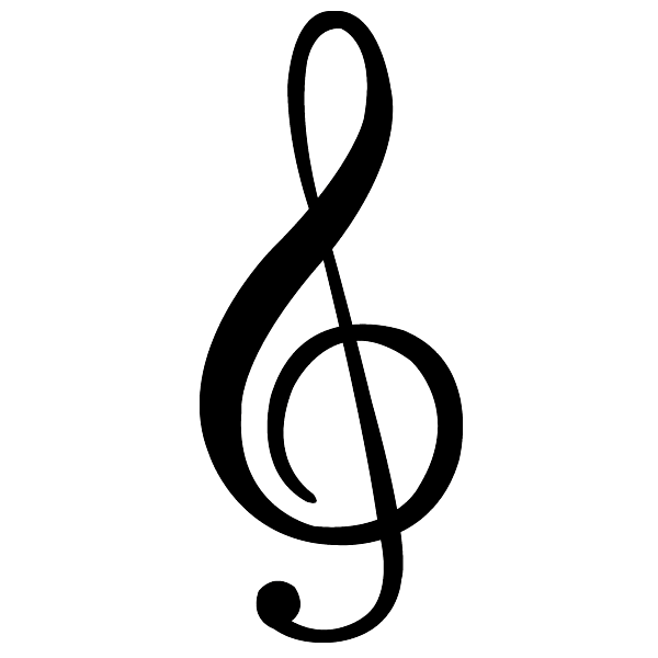 Note clipart nota. Musical drawing clip art