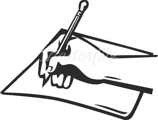 Free download best . Note clipart pen and paper