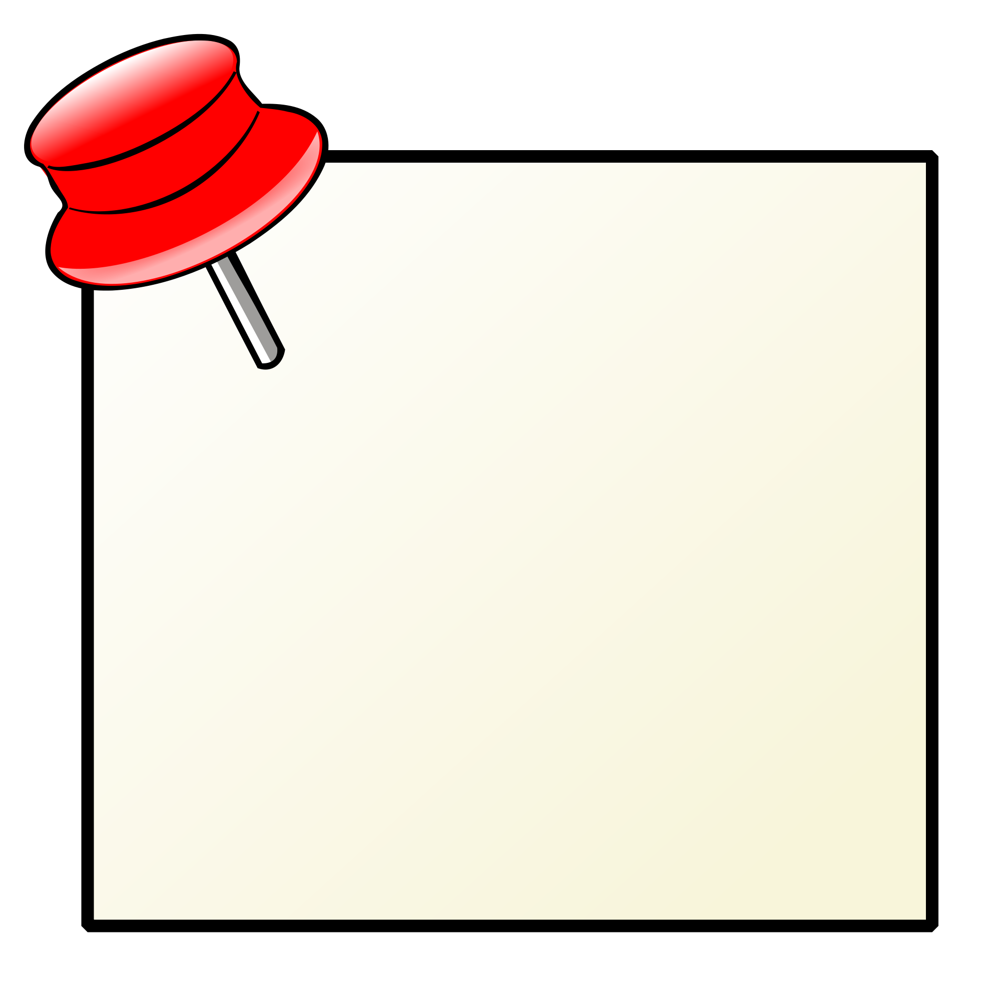 File with pin nicu. Note clipart pinned note