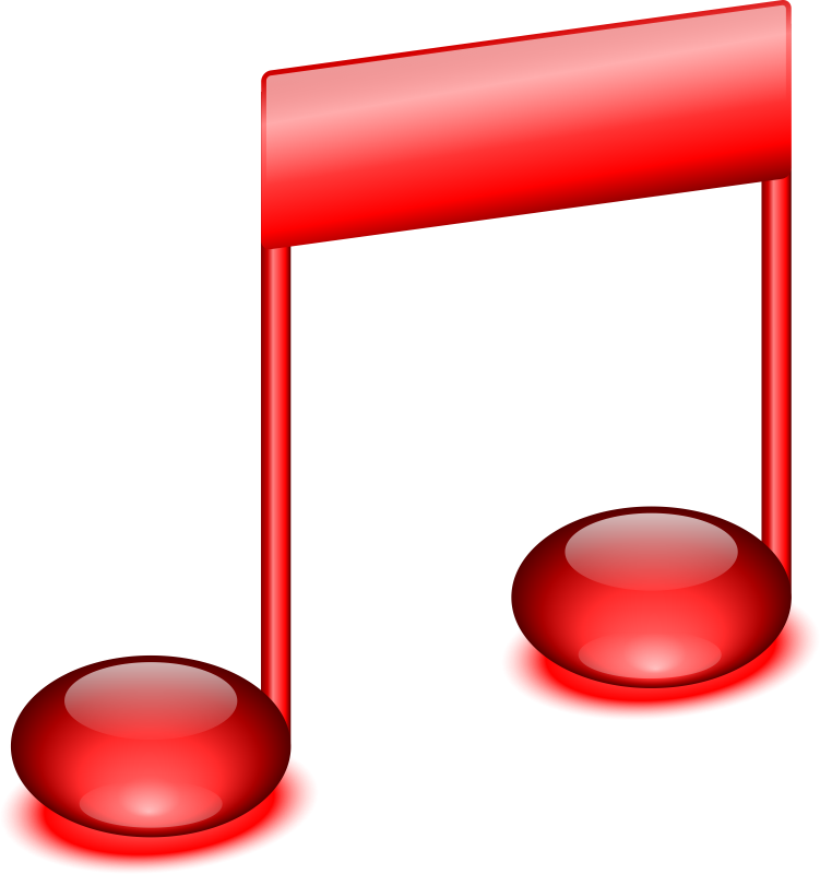 Note clipart royalty free music. Notes hubpicture pin