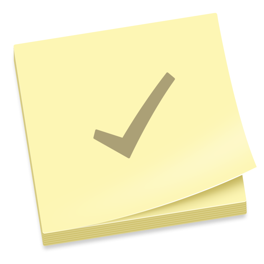 Note clipart tiny. Todo icon by tinylab