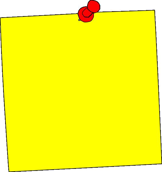 square clipart yello