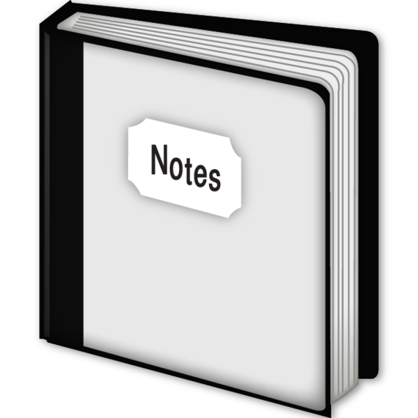 Download emoji icon island. Notebook clipart assignment notebook