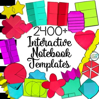 editable templates classroom. Notebook clipart interactive notebook