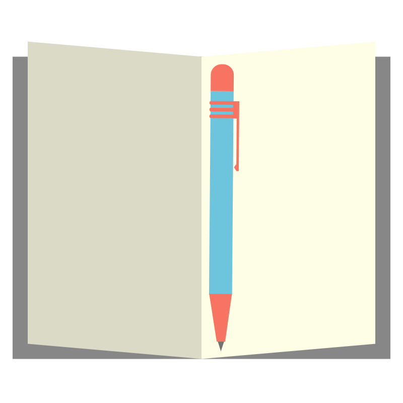 Notebook clipart notebook pen. And clip art library