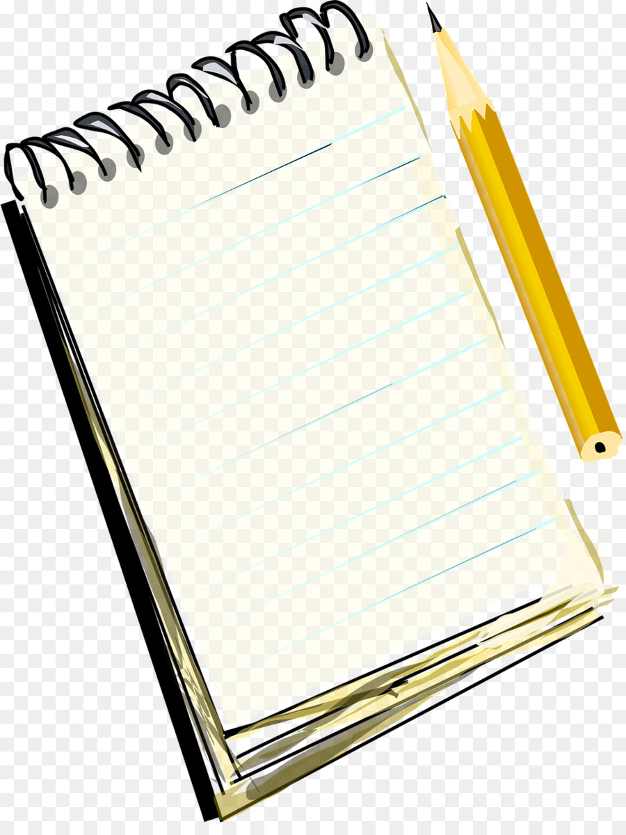 Post it note transparent. Notebook clipart notebook writing
