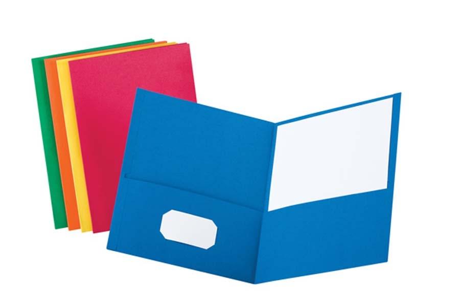 clipartlook. Notebook clipart school folder