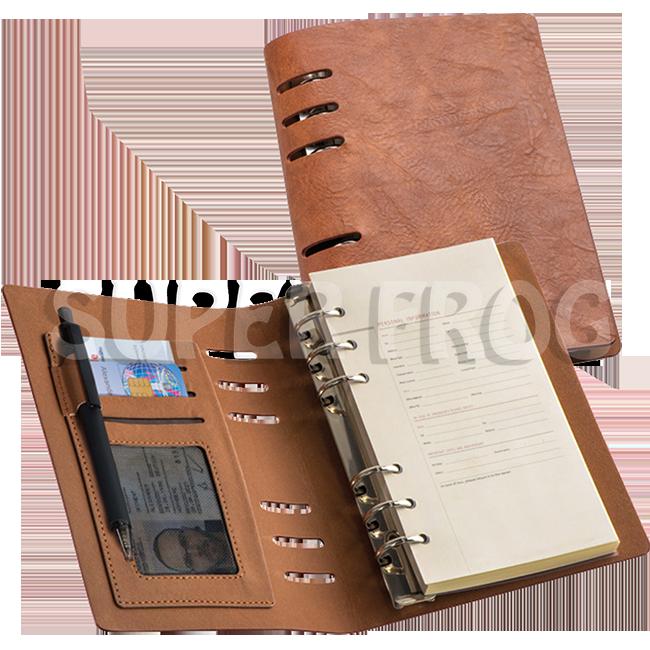 Notebook romeo landinez co. Paper clipart binder paper