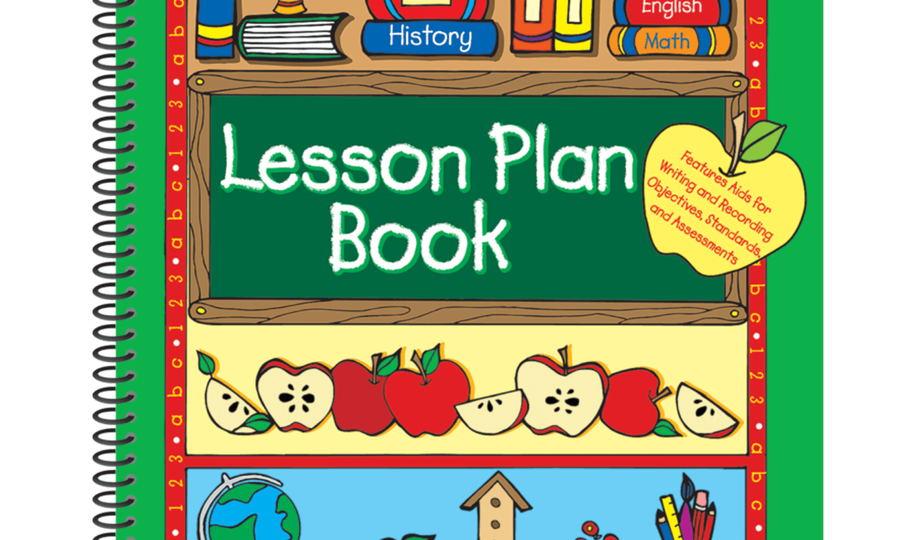 Planner clipart lesson objective.  grade math problems