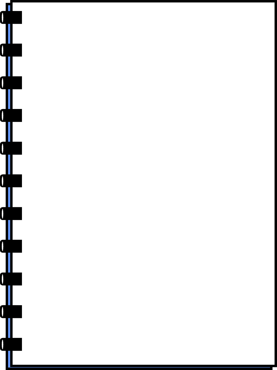 Notepad clipart blank notepad. Free download best on