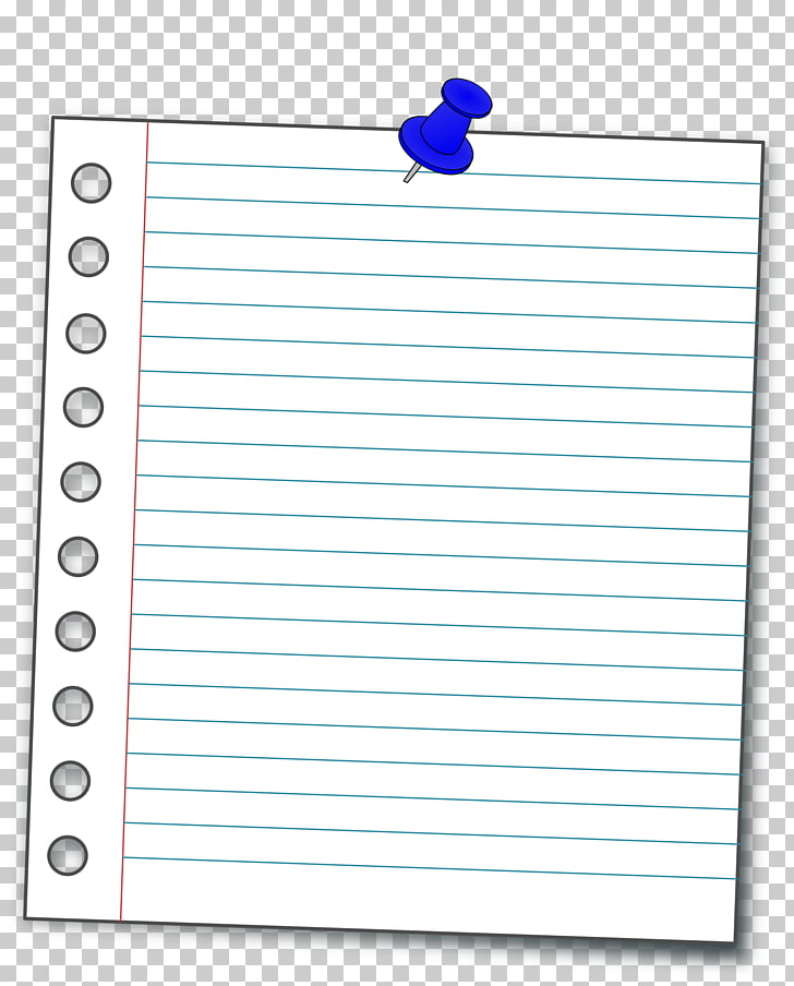 Notepad clipart cuaderno. Ruled paper notebook loose