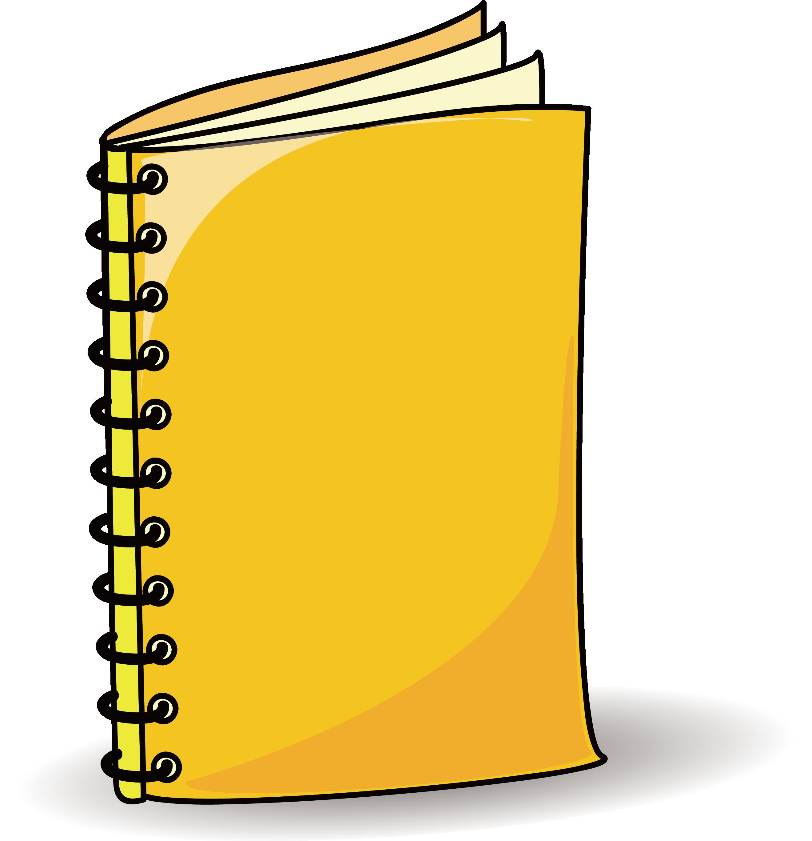 Notepad clipart cuaderno. De la escuela arte