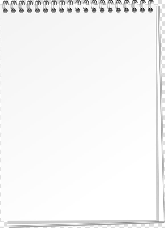 Paper computer file white. Notepad clipart notebook border design