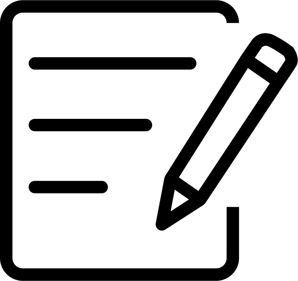 notepad clipart notepad line