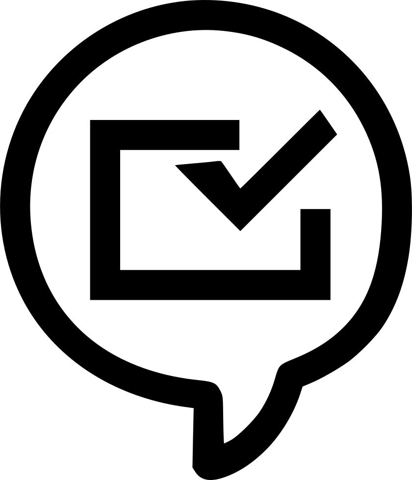 Test clipart fair test. Talking skill chat verify