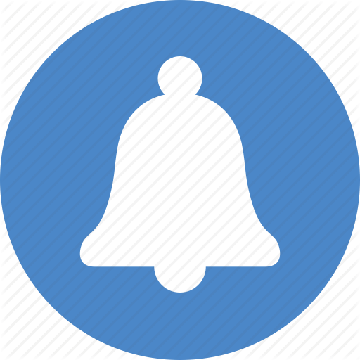 Notification icon png. Social messaging ui color
