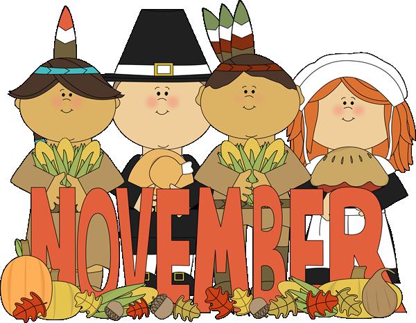 Free download clip art. November clipart