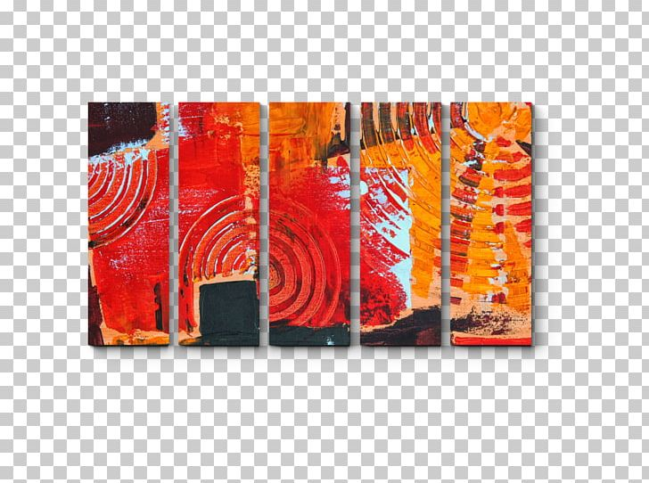 November clipart modern. Art acrylic paint resin