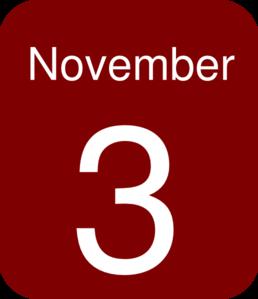 Clip art at clker. November clipart symbol