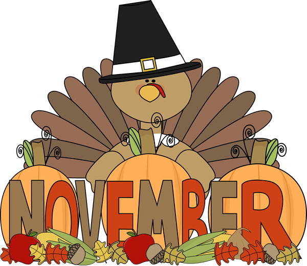 Pilgrims clipart teacher. November free download clip