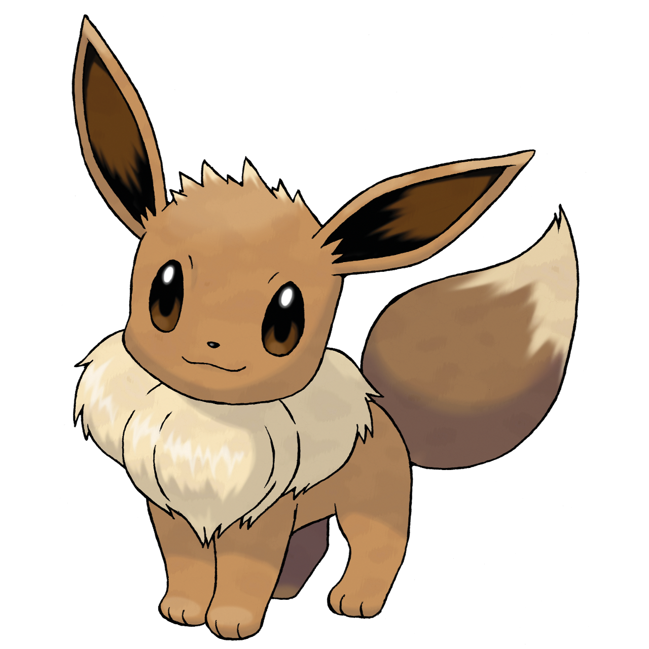 Eevee project pokemon wiki. Number 1 clipart character