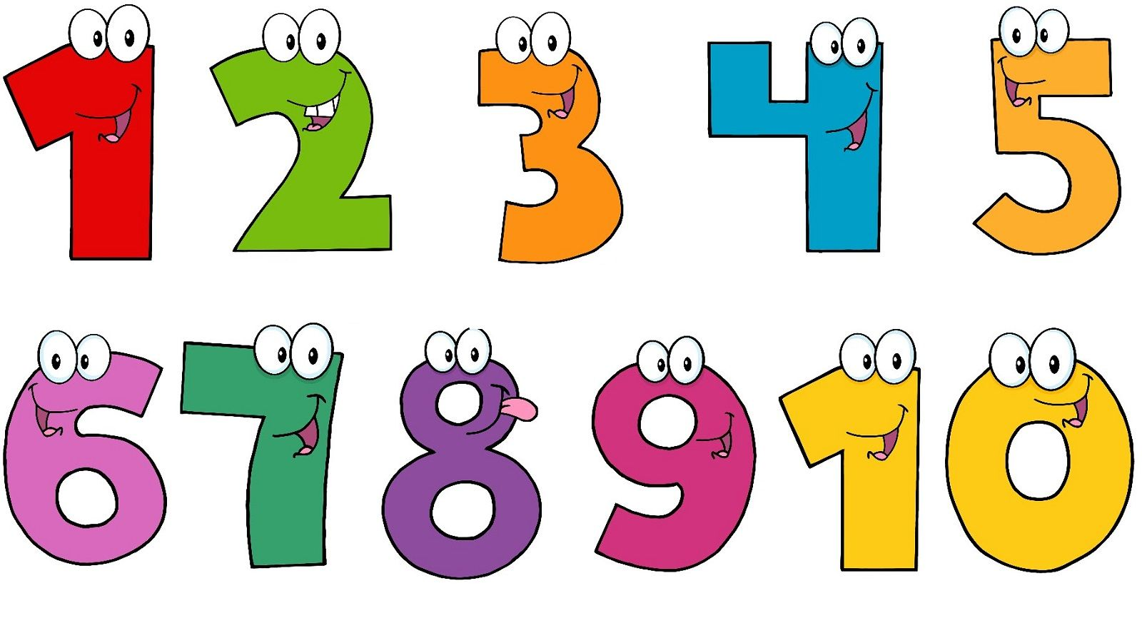 Number 2 clipart individual number. Numbers cool cliparts stock