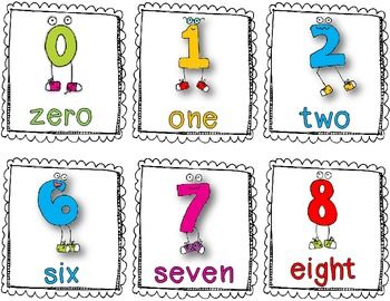 Number 1 clipart fun. Here s a set