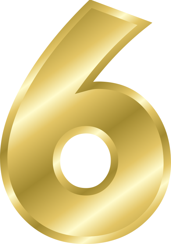 Number 1 clipart gold. Effect letters alphabet medium