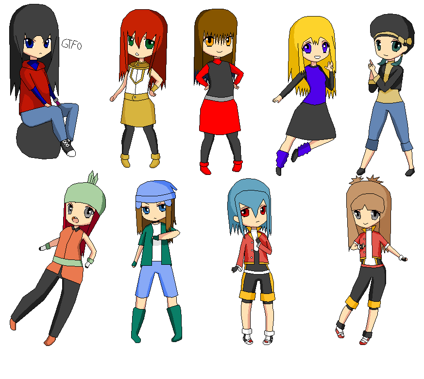 Number 1 clipart group 1. Chibi by blue fairy