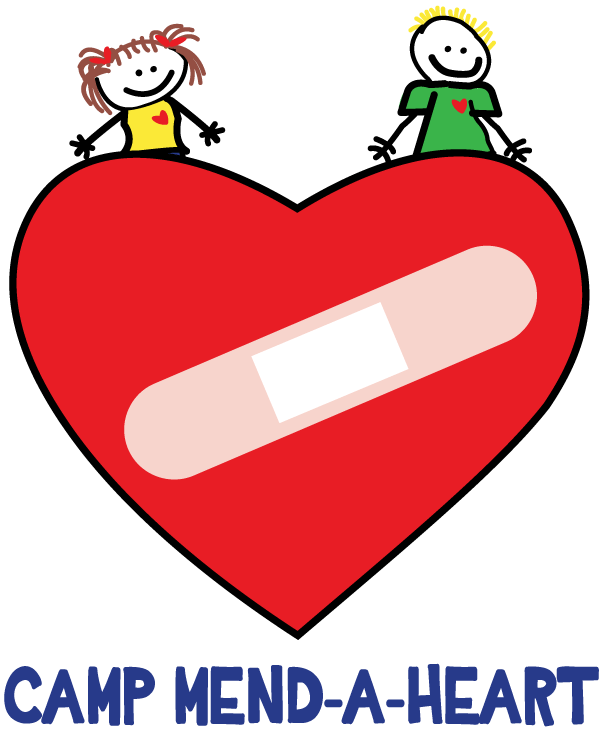 Number 1 clipart heart. Camp mend a children
