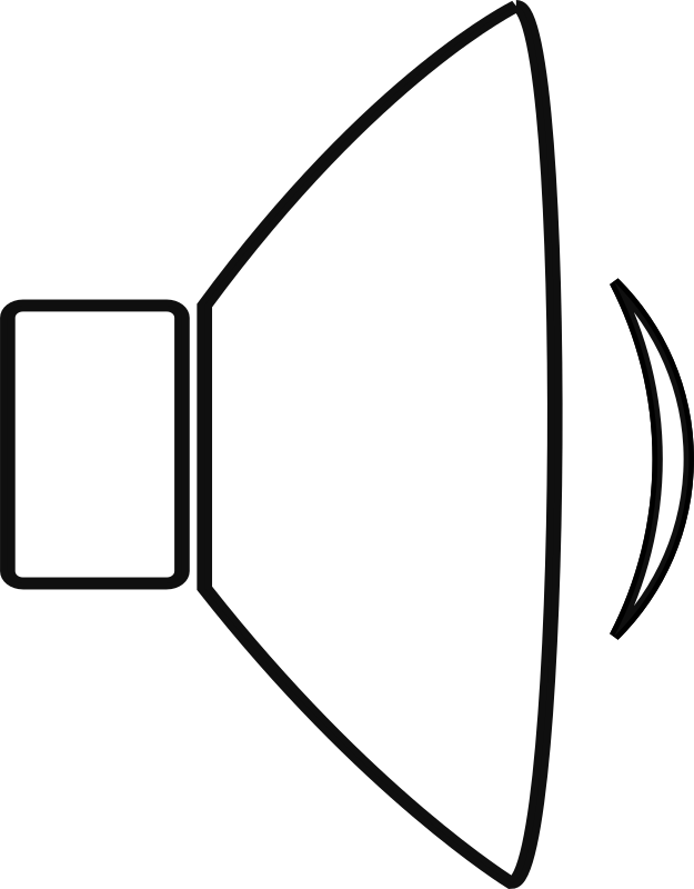 Volume medium image png. Number 1 clipart level