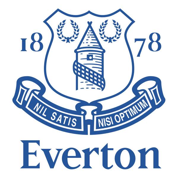 Everton fc no football. Number 1 clipart no1