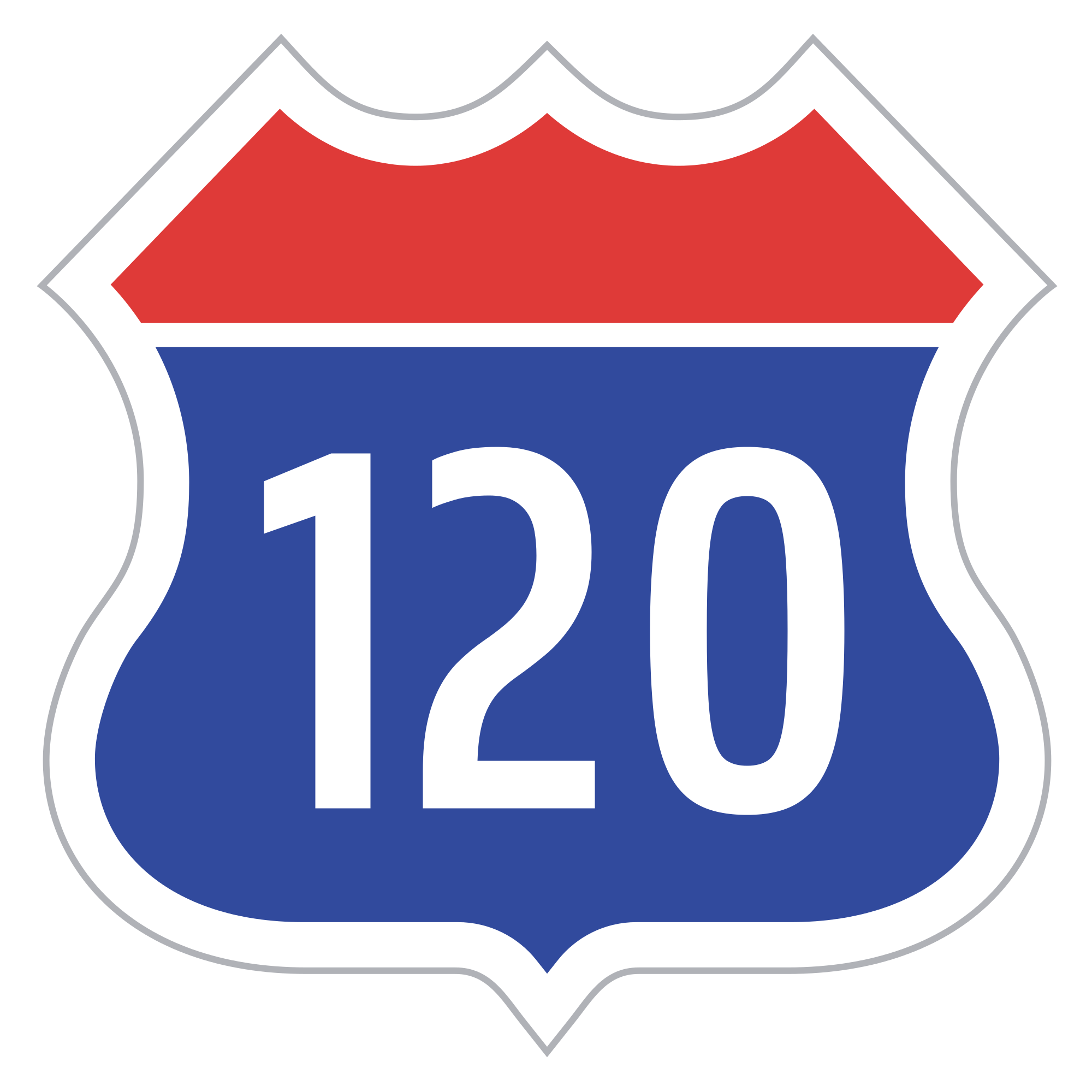 Number 1 clipart number 120. File korea expressway no