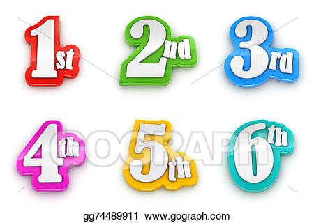 Number 2 clipart number 2nd. Clip art st nd