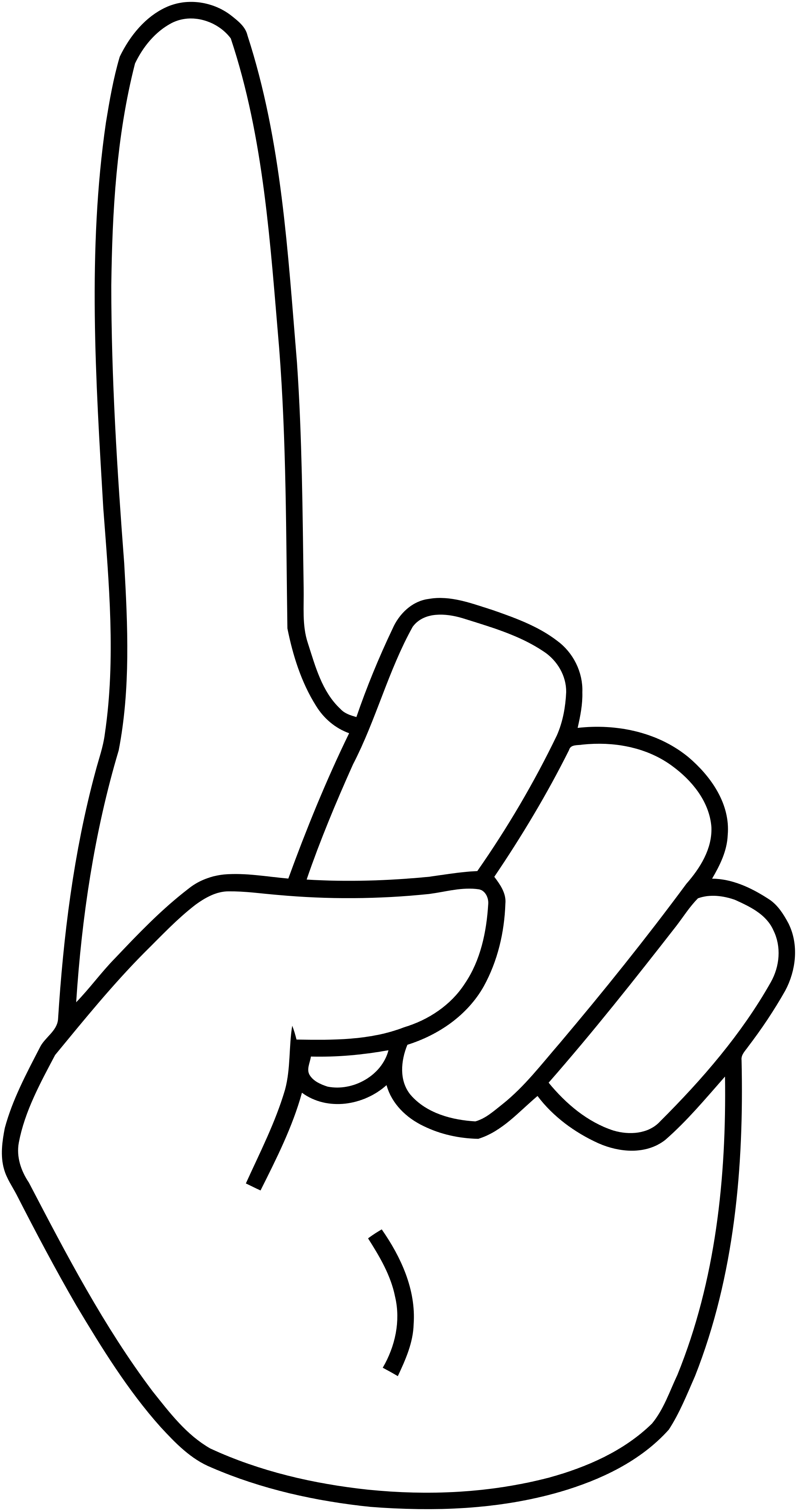 Number 1 clipart one finger. File hand svg wikimedia