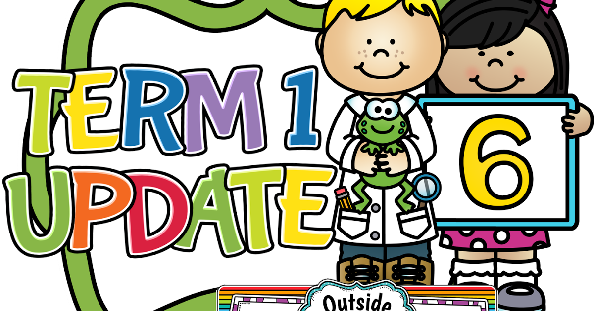 Number 1 clipart term. Teaching outside of the