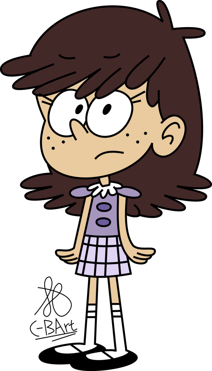 Young clipart older age. Luna loud years old