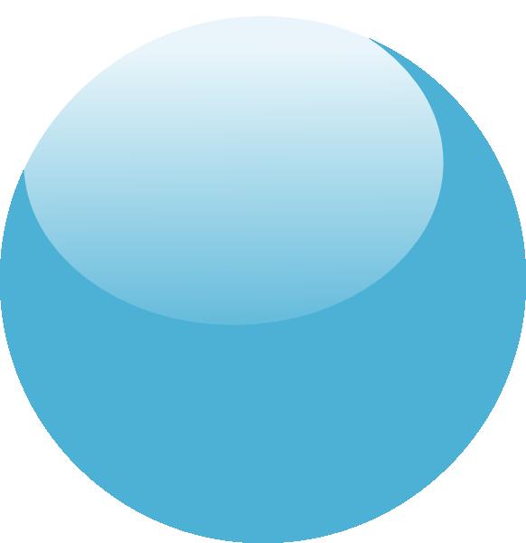 R clipart bubbled. Bubble blue clip art