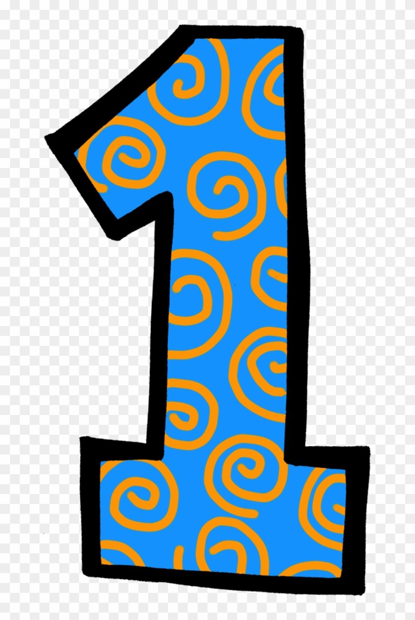 Numbers portal . Number 2 clipart individual number