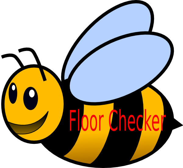 Bee clip art at. Schedule clipart busy
