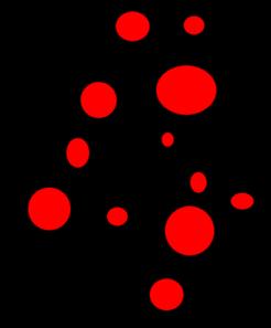 4 clipart clip art. Number dots at clker